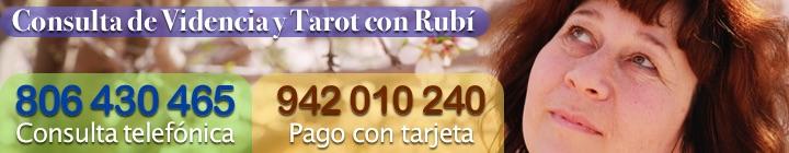 llamar a RUBI TAROTISTA